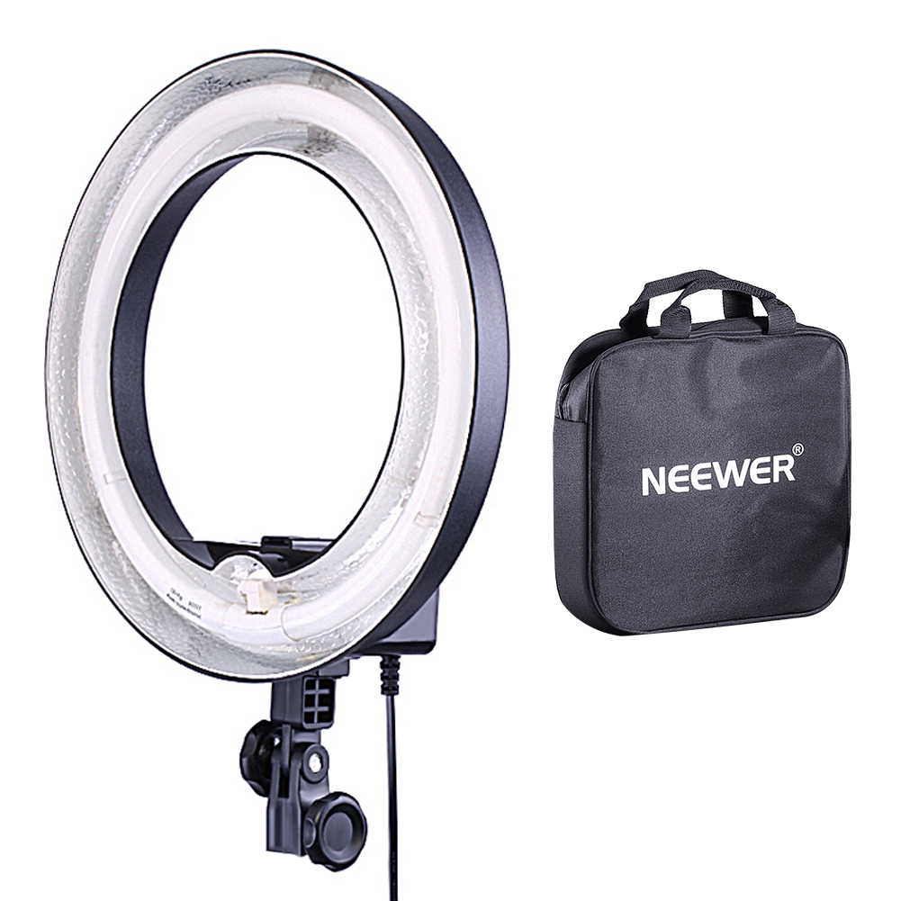 Neewer Fluorescent Flash Light for Portrait, Photography and YouTube Vine Video Shooting Image