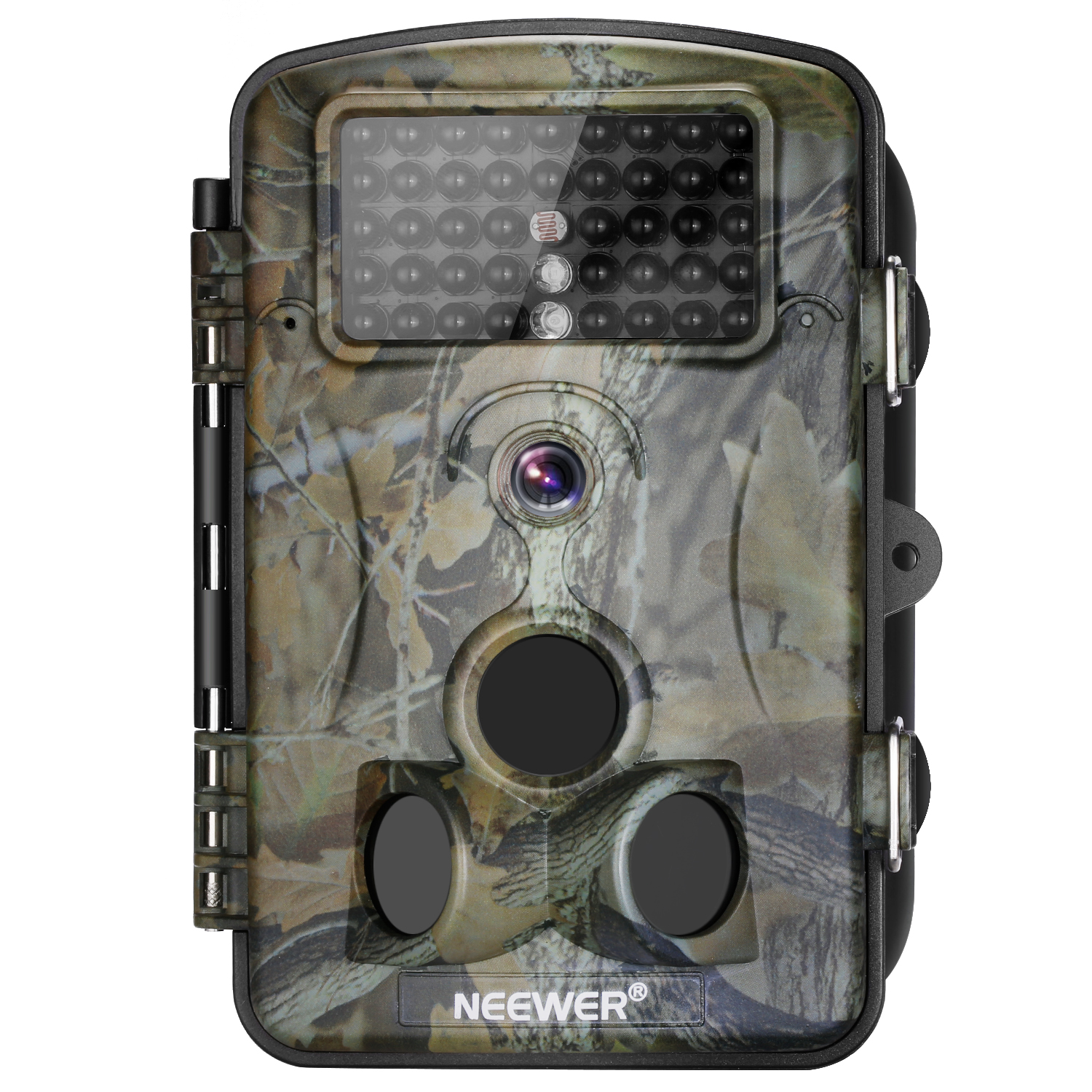 Neewer Hunting Trail Camera Infrared Night Vision, 1080P 12MP HD Infrared 2.4 inches LCD Screen Image